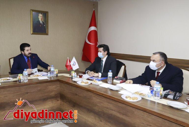 Türkiye'nin Zirvesi Ağrı Dağı'nın Turizm Potansiyelini Geliştirme Yarışması İçin Çalışmalar Başladı