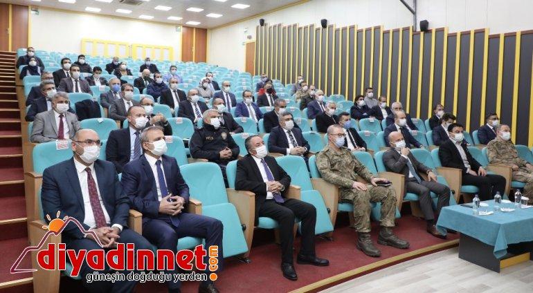 Ağrı da Afet Eğitim Yılı bilgilendirme toplantısı düzenlendi3