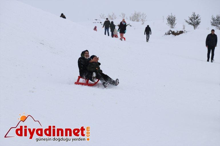 keyfi Küpkıran kayak sonu yaşanıyor Kayak hafta Ağrı'daki Merkezi'nde 1
