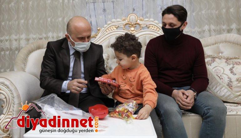 Vali Varol dan Şehit Ailesine Ziyaret3