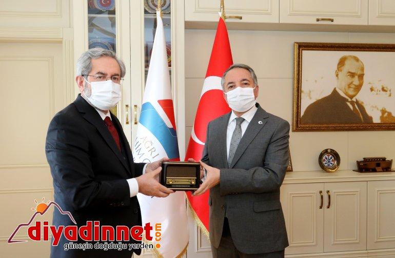 AİÇÜ ile Ankara Üniversitesi Anadolu Projesi Yol Haritasını Masaya Yatırdı2