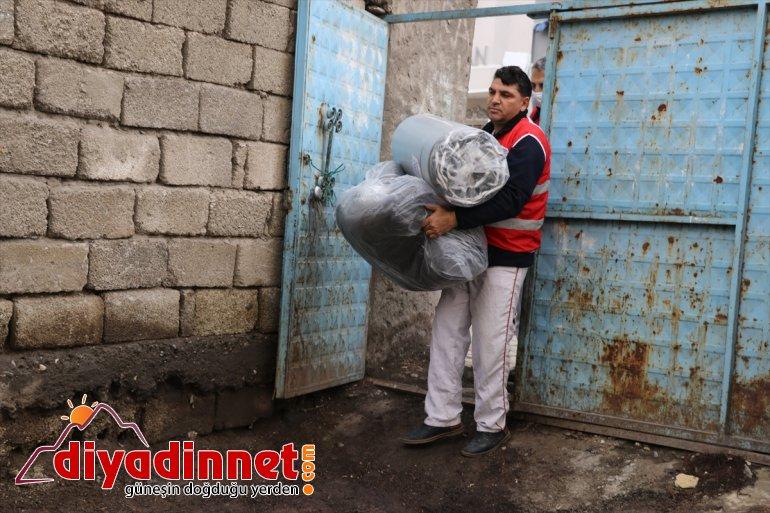 Yüksek Komiserliğinden Milletler destek Birleşmiş Ağrı'daki Mülteciler sığınmacılara 8