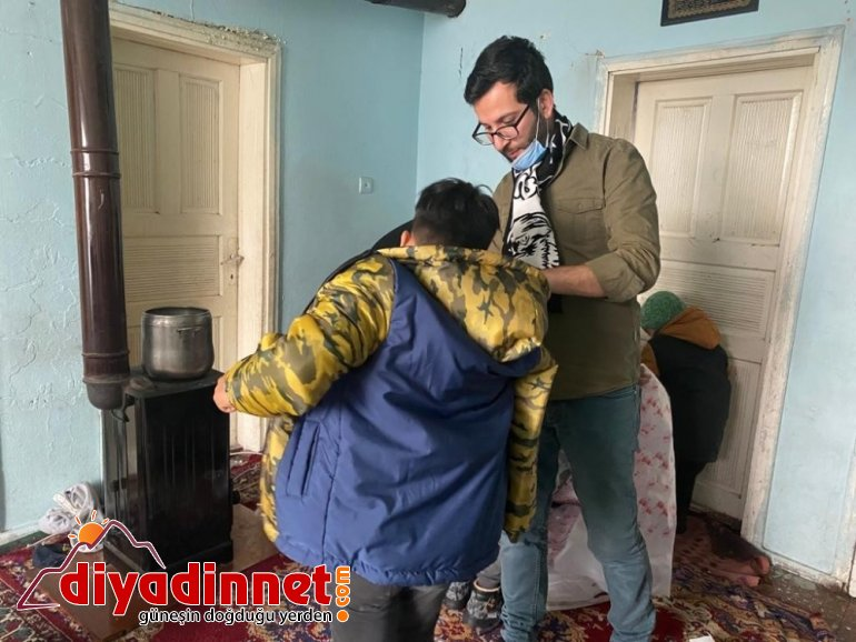 Çarşı Grubundan Afgan aileye yardım eli2