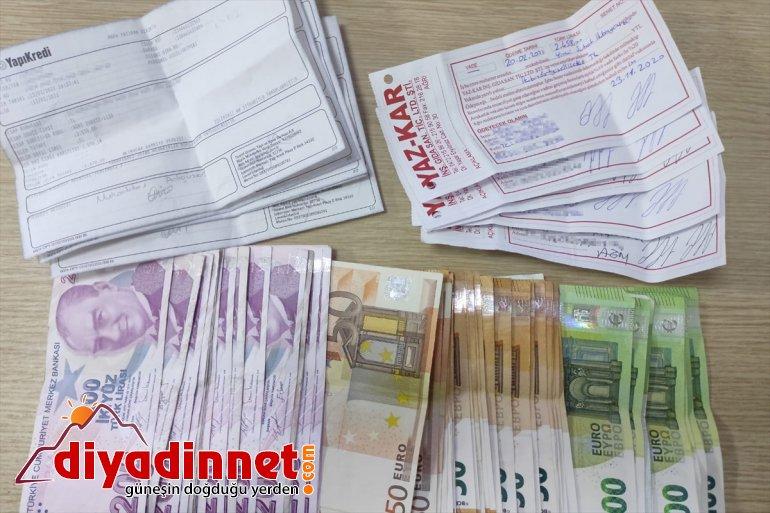 İstanbul'dan kaçan banka soyguncusu Ağrı'da yakalandı