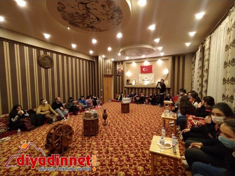 Kars tan Ağrı ya Biz Anadolu yuz Projesi5