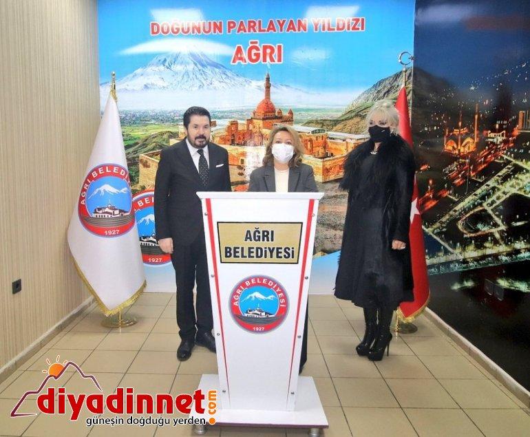 Kültür ve Turizm Bakan Yardımcısı Yavuz Kar Festivali için Ağrı da2