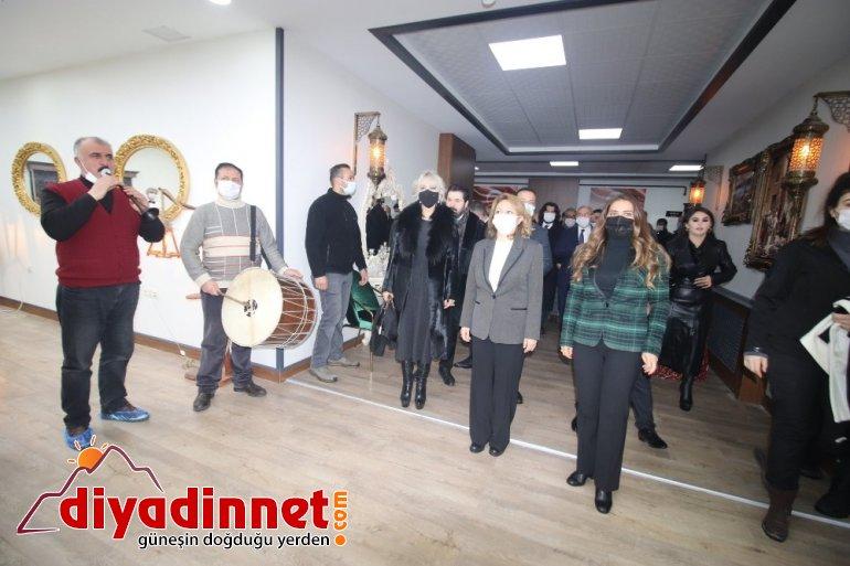 Kültür ve Turizm Bakan Yardımcısı Yavuz Kar Festivali için Ağrı da12