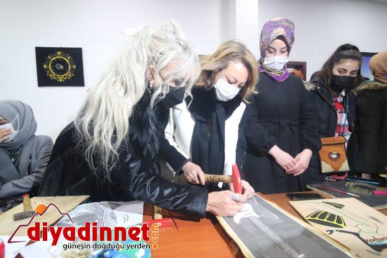 Kültür ve Turizm Bakan Yardımcısı Yavuz Kar Festivali için Ağrı da10