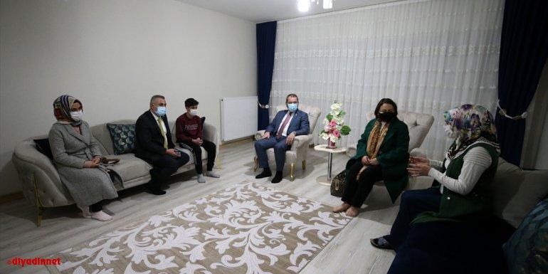 TBMM Depreme Karşı Alınabilecek Önlemleri Araştırma Komisyonu üyeleri Elazığ'da incelemelerde bulundu