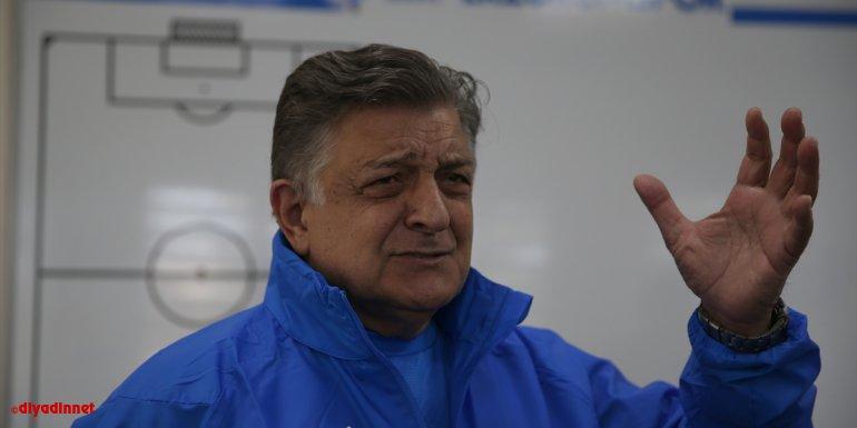 Yılmaz Vural, Büyükşehir Belediye Erzurumspor'u Süper Lig'de tutmanın hesaplarını yapıyor:
