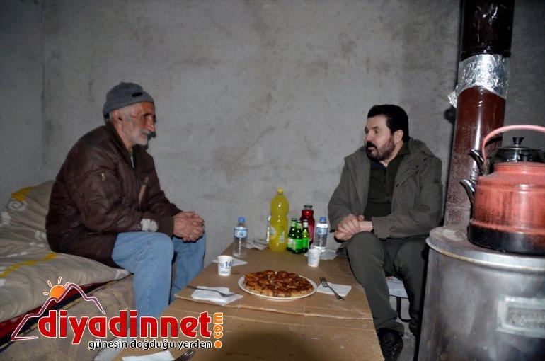 Sayan'dan yaşayan bekçisine sözü Başkanı inşaat Belediye yalnız Ağrı 'ev ve evlendirme' 2