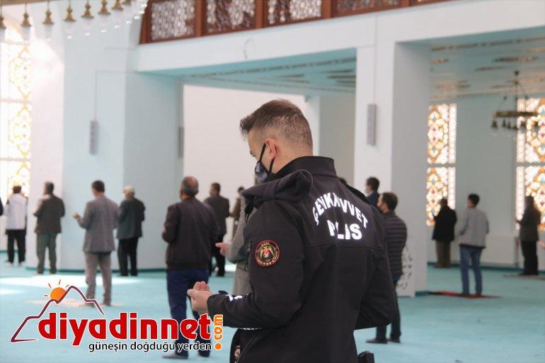 Ağrı da Türk Polis Teşkilatının kuruluş yıl dönümü etkinliklerle kutlanıyor5
