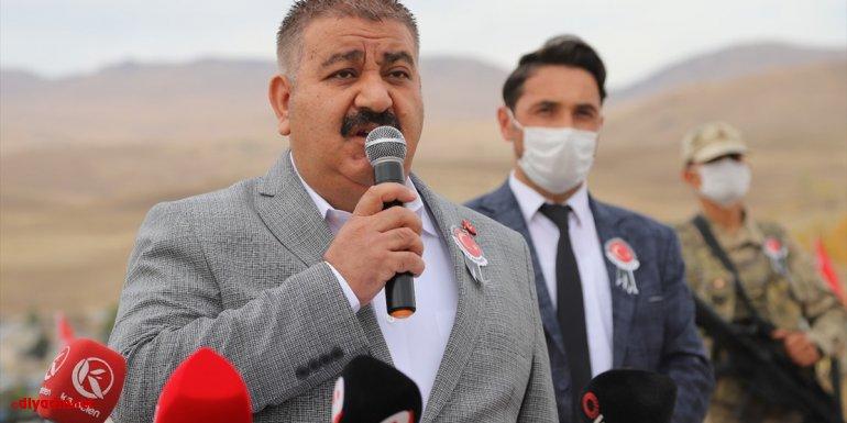 """Erzurum, Ardahan ve Ağrı'da ABD Başkanı Biden'ın 1915 olaylarını """"soykırım"""" olarak nitelemesine tepki"""