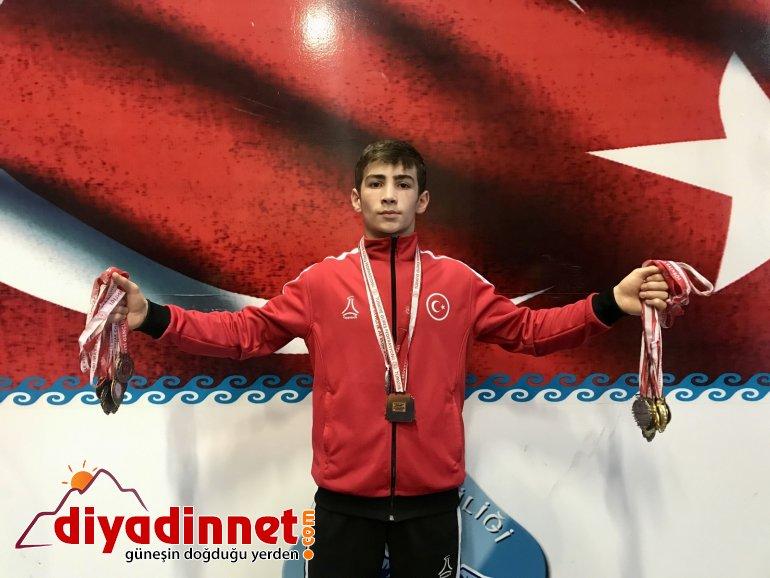 Milli Güreşçi Cihat'ın hedefi dünya şampiyonluğu1