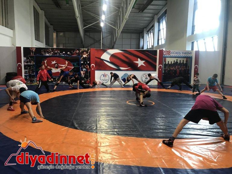 Milli Güreşçi Cihat ın hedefi dünya şampiyonluğu4