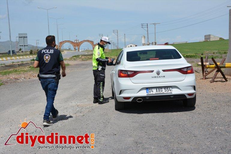 Ağrı da Mayıs Karayolu Trafik Haftası3