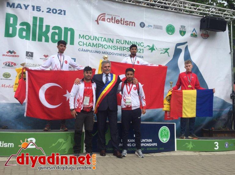 AİÇÜ Rektörü Prof Dr Karabulut Balkan Şampiyonu Sporcuyu Kutladı2