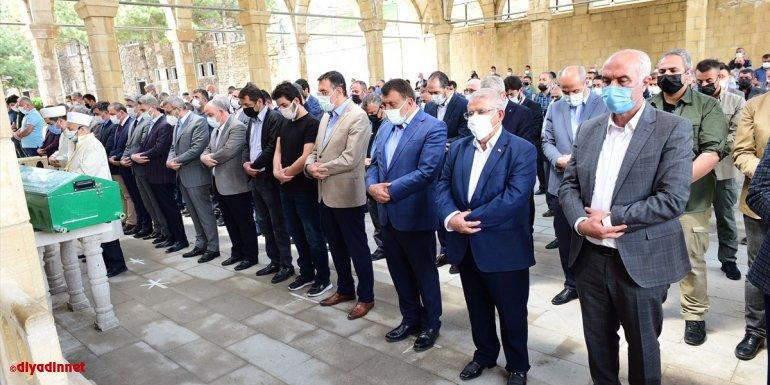 AK Parti Grup Başkanvekili Mahir Ünal'ın vefat eden dayısının cenazesi Malatya'da toprağa verildi