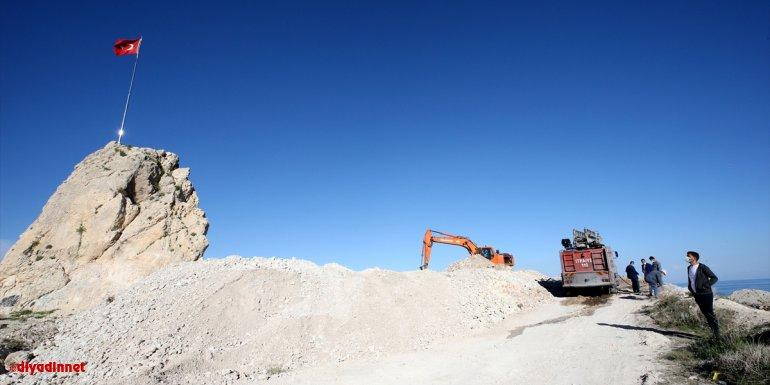 Bitlis'te Van Gölü manzaralı seyir terası yapılacak