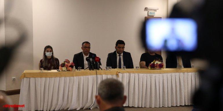 Erzurumspor'un eski takım kaptanı Kürşat Karakaş, kulüp başkanlığı için adaylığını açıkladı