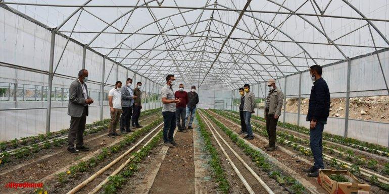 Erzincanlı ziraat mühendisi Hakkari'nin sınır ilçesindeki gönüllü çalışmalarıyla takdir topluyor