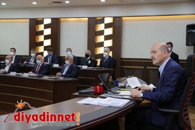 İçişleri Bakanı Süleyman Soylu Ağrı da2