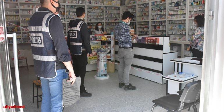 Kars'ta sahte ilaç ve tıbbi ürünlerin satışına yönelik eczane ve medikalciler denetlendi