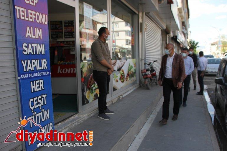 ziyaret Belediye Altın Malazgirt Başkanı esnafı etti 2