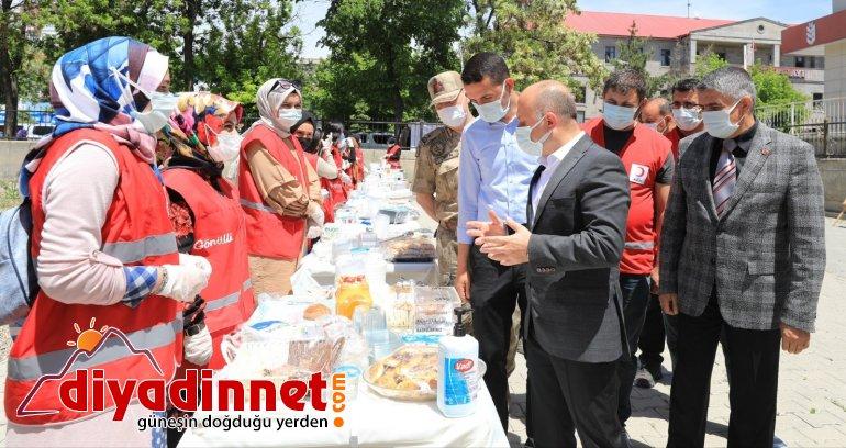 Türk Kızılay'ında Filistin'e yardım kampanyası1
