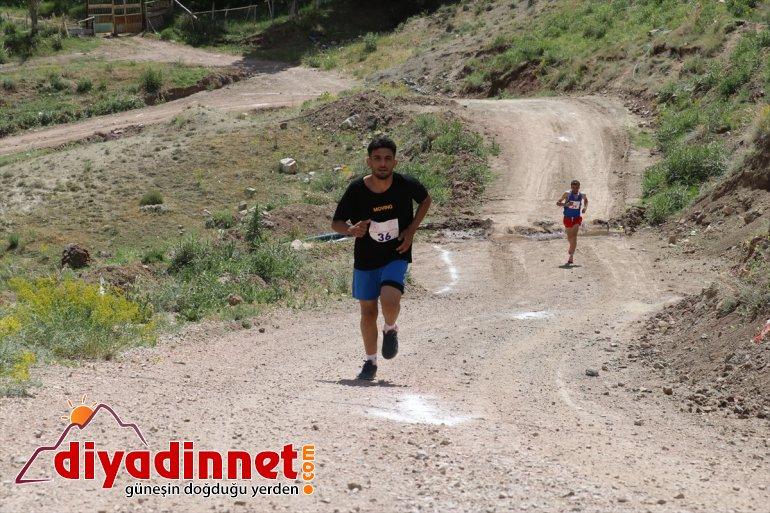AĞRI Dağ Türkiye - Şampiyonası yapıldı Koşusu 11