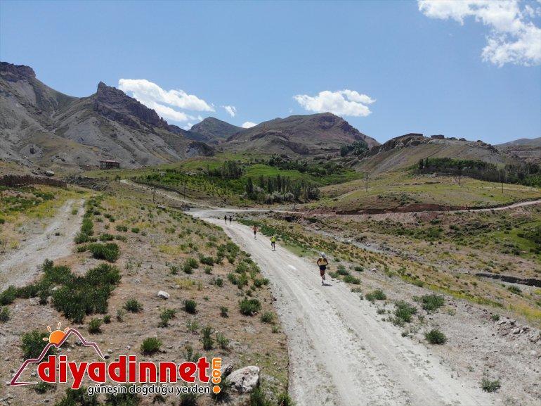 Şampiyonası AĞRI yapıldı Koşusu Türkiye Dağ - 13