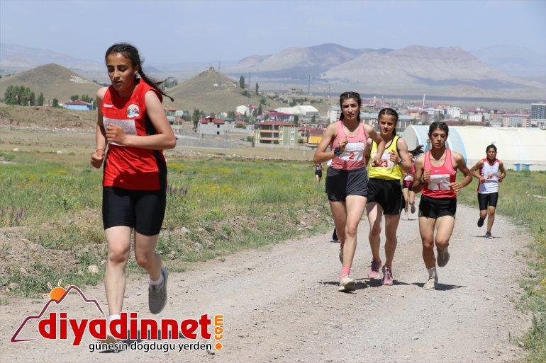 AĞRI Türkiye Şampiyonası Koşusu Dağ - yapıldı 22