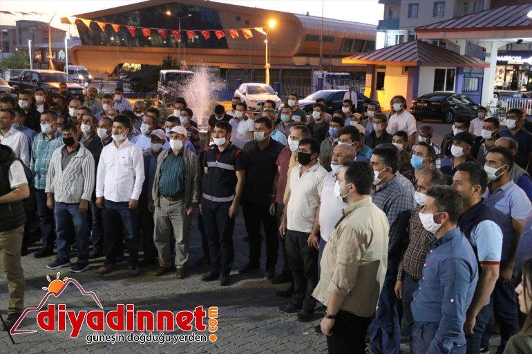 maaşına işçilerinin bin zam yapıldı lira belediye Ağrı'da 1