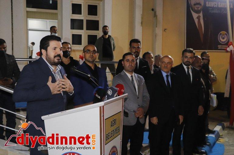 lira işçilerinin belediye Ağrı'da yapıldı bin maaşına zam 2
