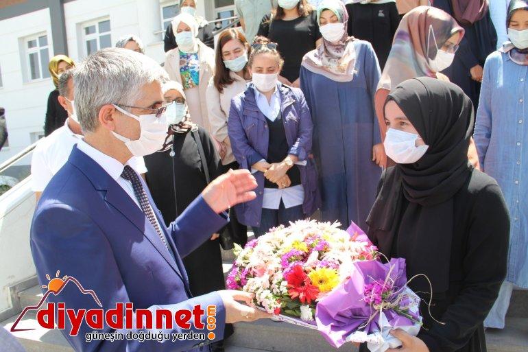 Din Öğretimi Genel Müdürü Dr Nazif Yılmaz ın okul ziyaretleri5