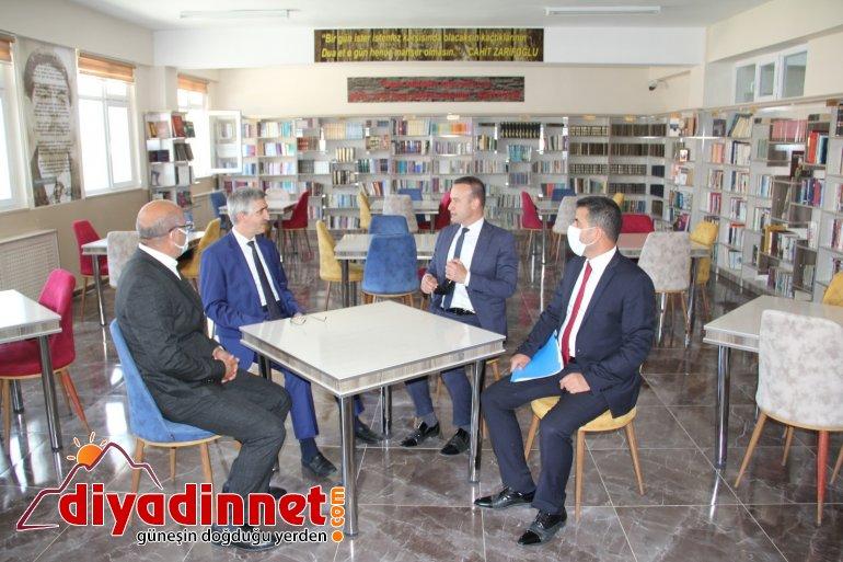 Din Öğretimi Genel Müdürü Dr Nazif Yılmaz ın okul ziyaretleri6