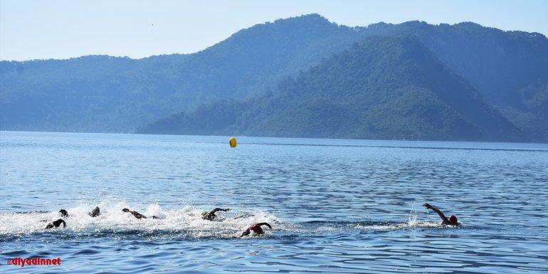 TYF Açık Su Milli Takım Seçmesi ve Türkiye Şampiyonası başladı