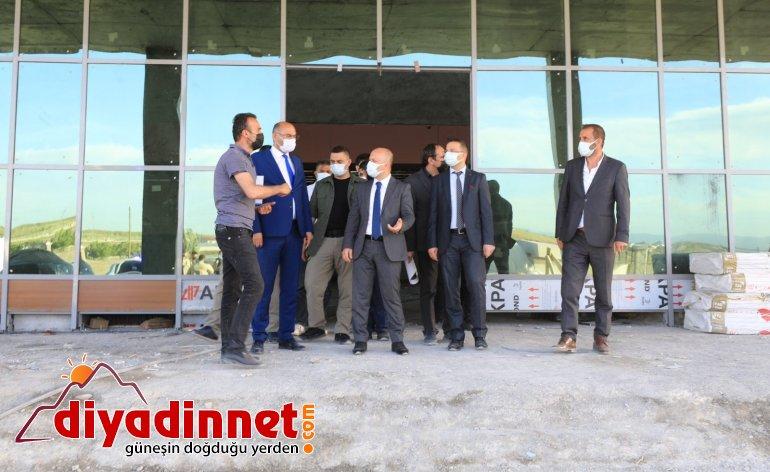 Vali Varol Karaköse Kaplıcası ve turizm alanında incelemelerde bulundu3