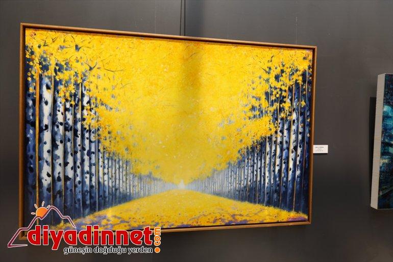 İshak Sarayı'nda Paşa - İtalyan AĞRI ressamların tabloları sergileniyor 8