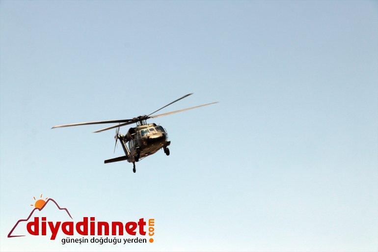 yolunda bayram trafiğini helikopterle denetledi Varol, Ağrı-İran kara AĞRI - Vali 5