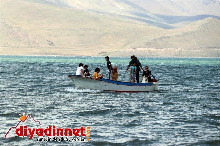 Balık Ağrı'da Festivali Gölü Geleneksel yapıldı 5
