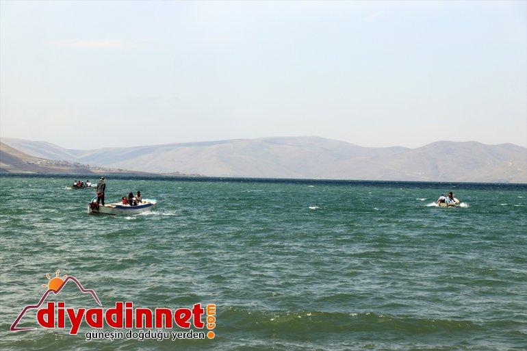 Geleneksel Gölü Ağrı'da Festivali Balık yapıldı 6