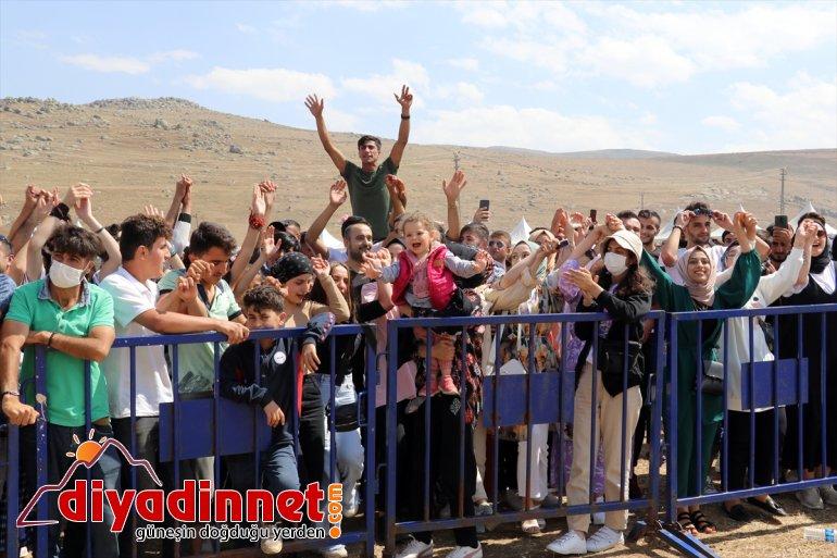 Gölü Balık yapıldı Ağrı'da Festivali Geleneksel 8