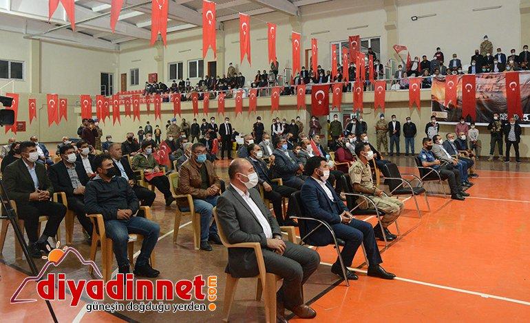 Diyadin de Temmuz Demokrasi ve Milli Birlik Günü etkinliği5