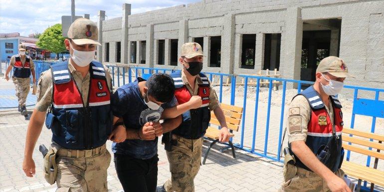 Erzincan'da kendisini jandarma olarak tanıtarak dolandırıcılık yapan şüpheli yakalandı