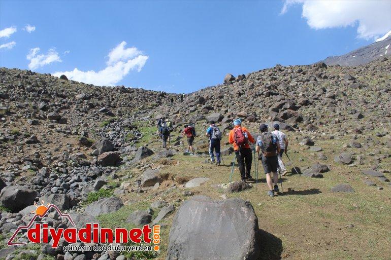 kazanca - Dağı köylüler, IĞDIR tırmanış dönüştürdü destekle turizmini eteklerinde lojistik Ağrı 13