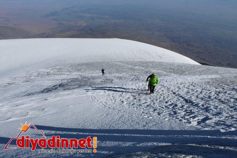 köylüler, tırmanış - dönüştürdü Ağrı destekle IĞDIR Dağı eteklerinde kazanca turizmini lojistik 17