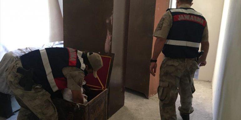 Iğdır'da terör operasyonu: 5 gözaltı