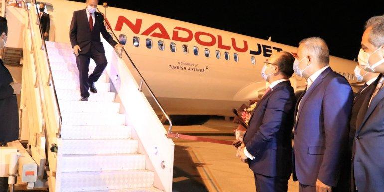 KKTC Cumhurbaşkanı Tatar, Elazığ'a geldi