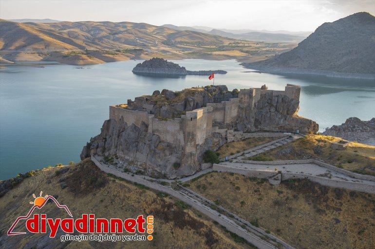 ve doğal görüntülendi Mazgirt güzellikler havadan tarihi Tunceli'nin ve ilçelerindeki Pertek 15